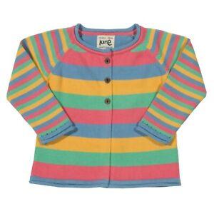 BNWT! Stripes Cardigan. 100% organic cotton