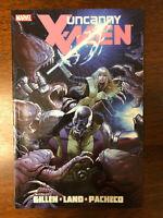 Uncanny X-Men Volume 2 Marvel Comics TPB 2012 New Unread