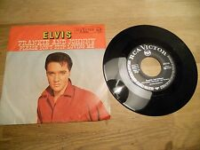ELVIS PRESLEY FRANKIE AND JOHNNY / PLEASE DON´ T STOP RCA VICTOR ORTHOPHONIC SEE