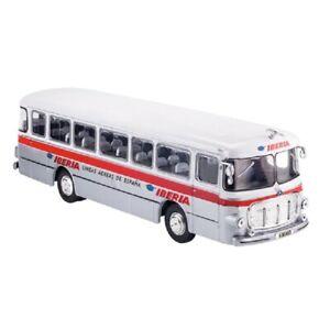 Pegaso Comet 5061 IBERIA Setra Seida 1:43 Ixo altaya Autobús Coach bus Diecast