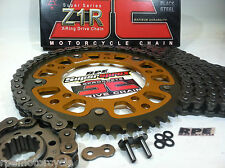 HONDA CBR1000rr 08-16 JT Z1R 520 SUPERSPROX CHAIN & SPROCKETS KIT OEM,QA or Fwy