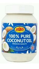 KTC 100% Pure Coconut Oil 500ml for Cooking, Hair And Body. 500 ml 0.5 litre 1/2