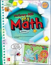 McGraw-Hill My Math, Grade 2, Student Edition, Volume 1 (ELEMENTARY MATH CONNECT