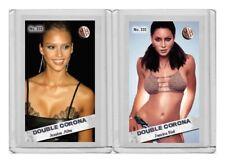 Jessica Alba rare MH Double Corona #'d 2/3 Tobacco card no. 353