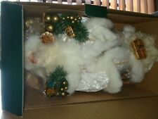 Boyds Collection Kristofer Kringlefrost.White Christmas