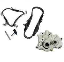 Timing Chain Kit & Oil Pump Fits Chrysler Lebaron Mitsubishi Mazda 2.6L