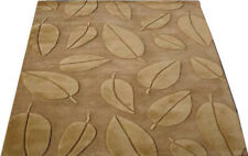 Indian Handmade Tufted Bespoke Custom Modern Wool Carpet Area Rug Kaleen Teppich
