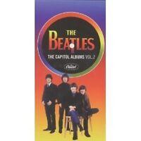 THE BEATLES - THE CAPITOL ALBUMS VOL.2 4 CD POP ROCK BEAT ROCK'N'ROLL NEU