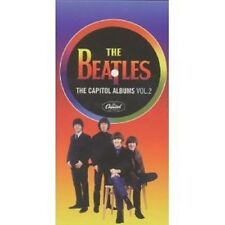 The Beatles-the Capitol album vol.2 4 CD POP ROCK BEAT ROCK \ 'n \' Roll Nuovo