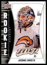 2009-10 Upper Deck MVP Rookie Jhonas Enroth Rookie #315