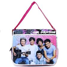 One Direction 1D - Harry Liam Louis Niall Zayn Large Messenger Shoulder - NEW