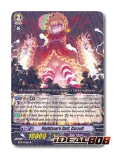 Cardfight Vanguard x 4 Nightmare Doll, Carroll - BT15/035EN (R) Rare Mint