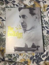 The Godfather Part Ii (Blu-ray Disc, 2017) Brand New W/ Slip Cover