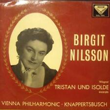 Birgit Nilsson/Knappertsbusch (Tristan und Isolde Vinilo Lp) - Decca-sxl 218-en muy buena condición/Ex
