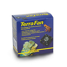 Lucky Reptile Terra Fan Set - temperature controlled fans for chameleons etc