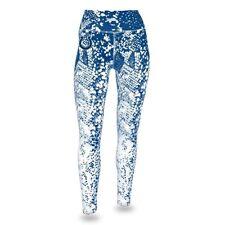 Indianapolis Colts Zubas Gradient Print NFL Women's XL Yoga Athletic Leggings