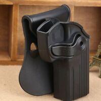 Tactical Right Handed Gun Holster Pistol Holster Case Pouch for Taurus 24/7 OSS