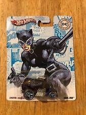 Hot Wheels Pop Culture 2012 Cat Woman Cool One Black
