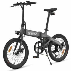 New HIMO Z20 Electric Bike 20 Inch Folding E-Bike 10AH Bicycle - 2 colours