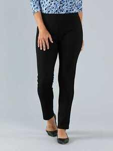 Black Pepper Womens Roma Slim Leg Pant