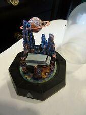 Franklin Mint Star Trek Limited Edition Domed Diorama - Galileo 11 Shuttlecraft