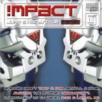 V/A Impact !Impact Part 4 (Jump & Hardstyle) - 2 CD, DJ Ruthless vs GJ Warez a.m