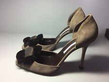 Women's brown Brian Atwood heels size 38.5
