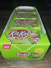 Kit Kat ~ Key Lime Pie White Chocolate Candy 1.5 oz, 04/2022 ~ 24 Packs