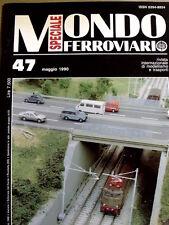 Mondo Ferroviario 47 1990 - ETR 220 LIMA - Primi lavori per diventare mode[G99A]