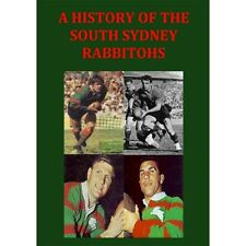 Rugby League Book - A History of the South Sydney Rabbitohs