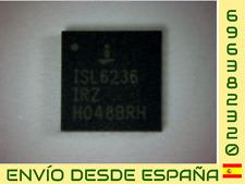 CONTROLADOR 3V Y 5V ISL6236IRZ QFN-32 NUEVO NEW ORIGINAL