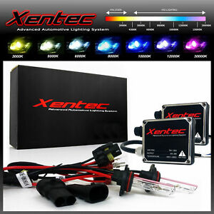 H7 Xentec Xenon Light HID Conversion Kit 35W for Headlight 6000K Plug&Play 05MS