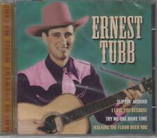 "Ernest Tubb ""Famous Country Music Makers"" NEW & SEALED CD 1st Class Post From UK"