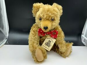 Hermann Teddy Bear 13in Limited Unbespielt. Top Condition