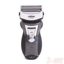 Rechargeable Cordless Electric Razor Shaver Double Edge Trimmer Shaving Mens Kit