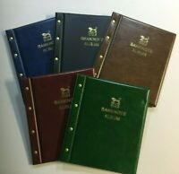 VST Banknote Collection Album - Choice of colours, 6 pages