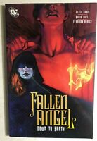 FALLEN ANGELS Down to Earth (2007) DC Comics TPB 1st VG+