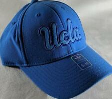 LZ Adidas Adult Fitted Small Medium UCLA Bruins NCAA Baseball Hat Cap NEW  D93 2670478bb1cc