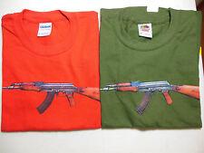 AK-47, Keep Calm Carry Arms, Kalashnikov, 7.62x39 Sport Shooters  Guns, 2 Medium