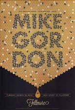 Mike Gordon Fillmore Concert Poster Bill Graham Artwork + free poster