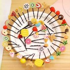Charming Fashion Hairpin For Hair Clip Accessories Fruit and Vegetable Design