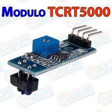 Modulo TCRT5000 seguidor de lineas IR obstaculos - Arduino Electronica DIY