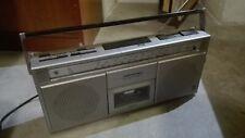 Grundig  RR 350 a Stereo Vintage Kassettenradio1983, Ghettoblaster