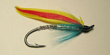 Micky Finn - Blue Throat - Full Dress #4 Salmon Flies