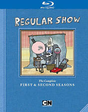Regular Show: The Complete First & Second Season  NEW DVD FREE SHIPPING!!