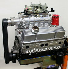 383ci Small Block Chevy Pro-Street Engine Blown E85 625hp+ Built-To-Order Dyno'd