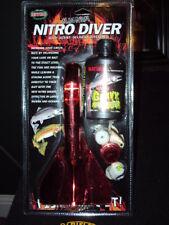 Fishing Trolling Diver Nitro Magnum  Jet diver Red