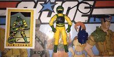 Airtight Vintage 1985 Hasbro G.I. JOE A Real American Hero Action Figure G