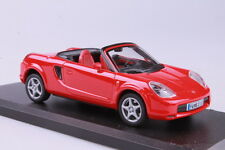 Nice  1/43 Toyota MR2 Convertible Model Solido  Oulins France