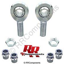 3/4-16 Thread x 3/4 Bore Chromoly Panhard Bar 3/4-5/8 Spacers Heim Joint Rod End